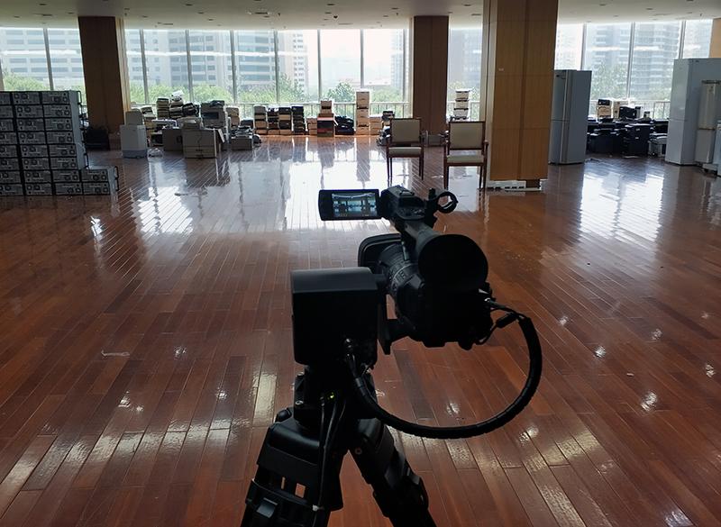 国家质检总局信息中心视频会议系统