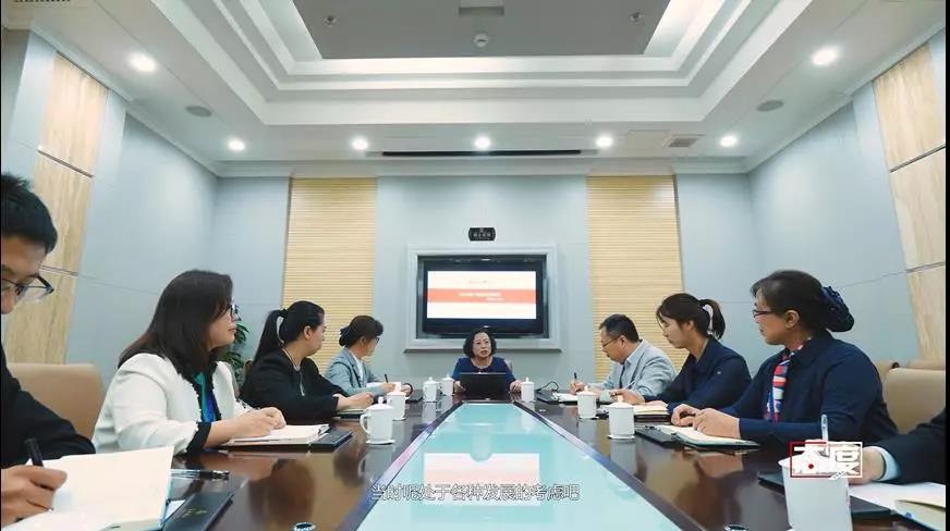 文思特管理咨询公司总经理江丽华女士专访