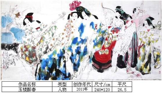 黄河史诗——评王西京为人民大会堂作《黄河,母亲河》