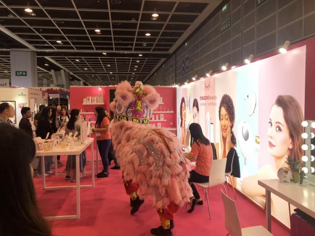 TOUCHBeauty渲美 X 2019香港亚太美容展圆满落幕!