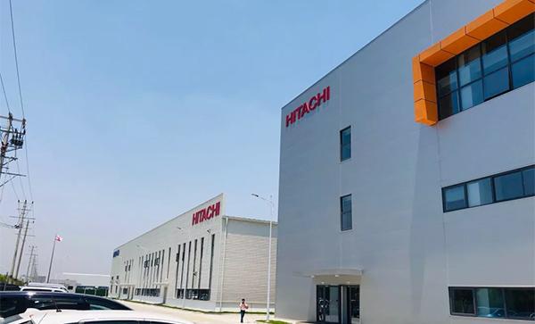 日立产机(苏州)新工厂 |参观记|