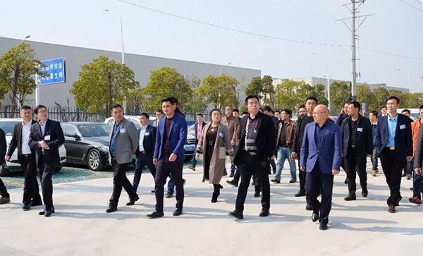 优耐特斯&日立新产品新工厂,2019蓄势待发!