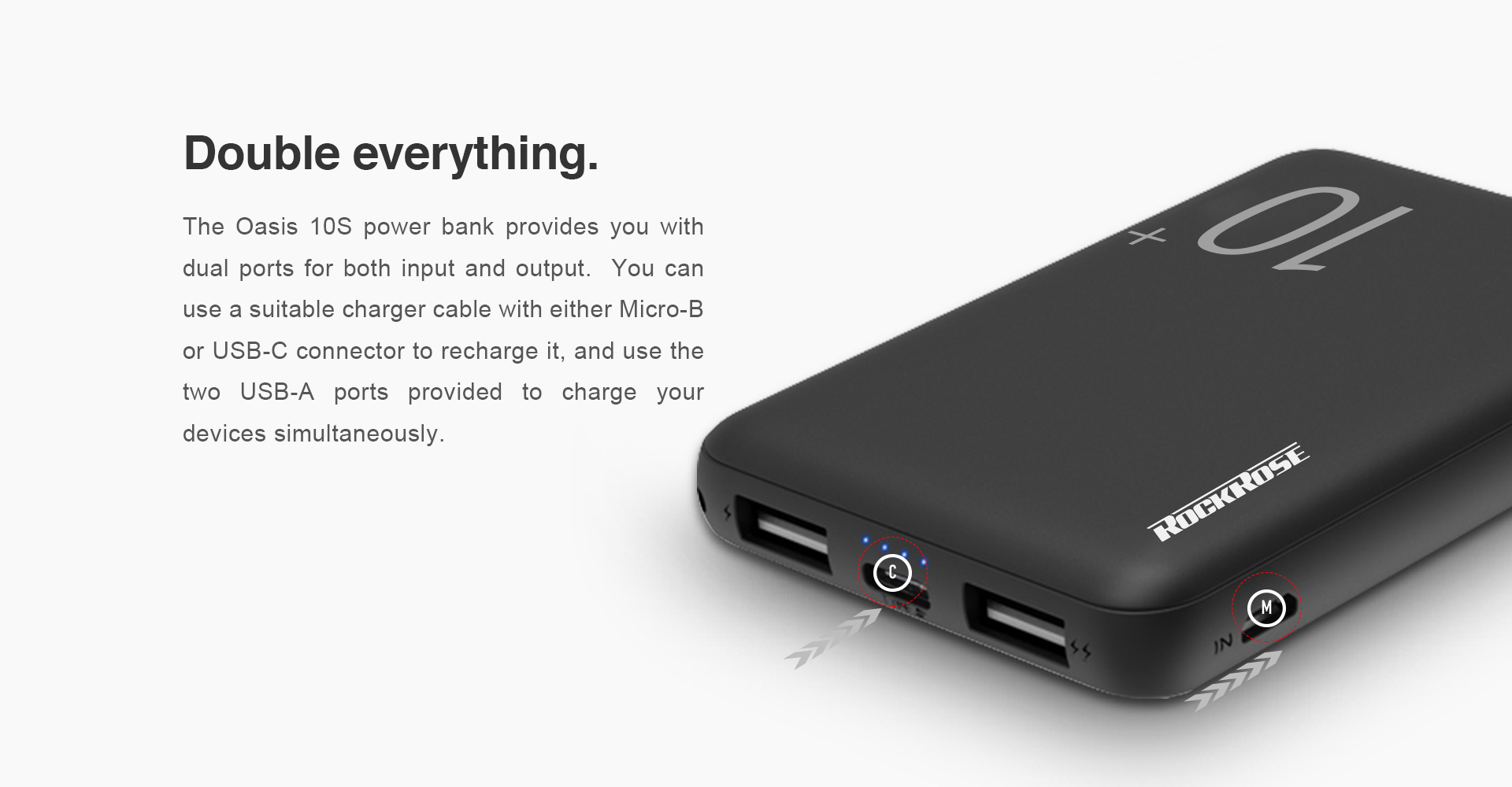 Oasis 10S - screen protector - Rockrose Technology Co., Ltd.