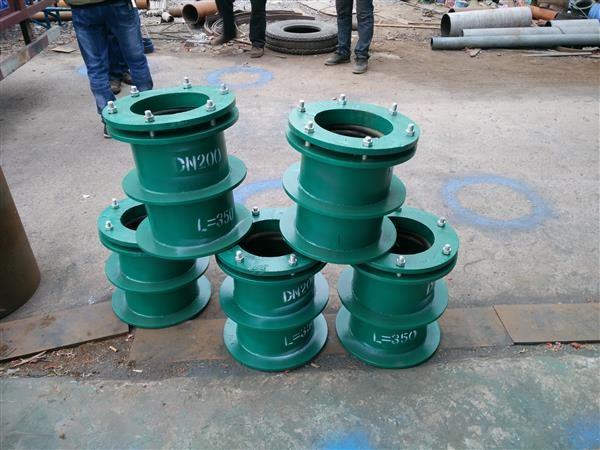 02S404型防水套管在制作时需要注意事项?