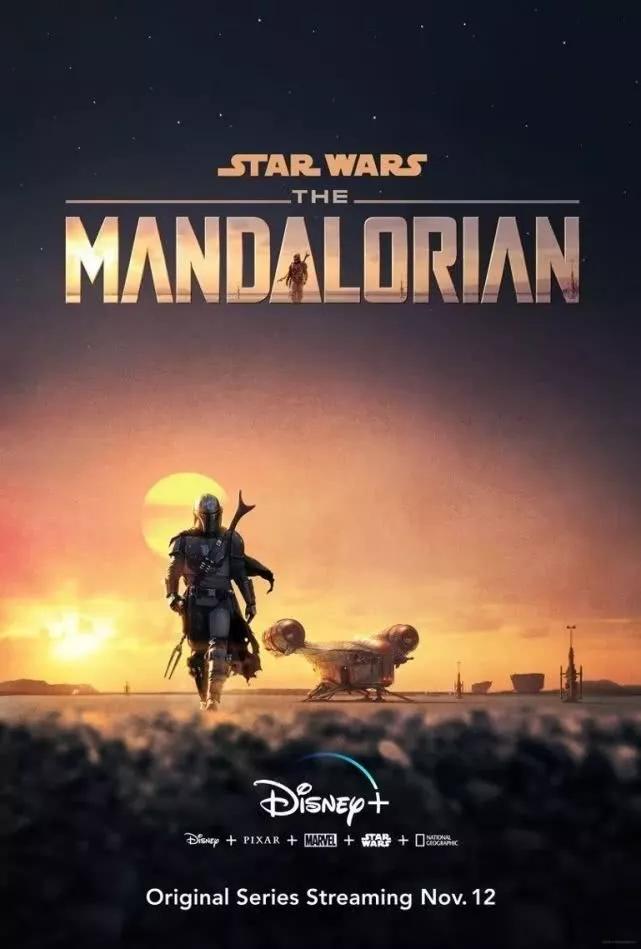 在片场直接出最终镜头?来看《曼达洛人》的虚拟制片革新之路