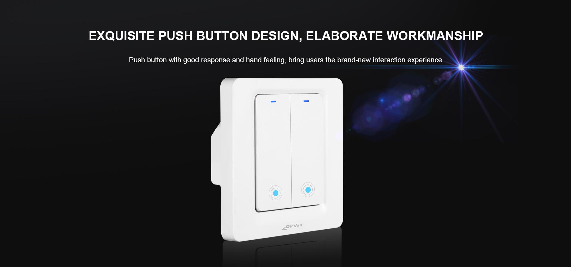 Zigbee Smart Switch EU