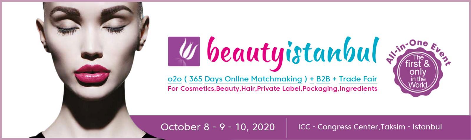 2020年土耳其美容健康博览会 Beauty&Wellnes İstanbul