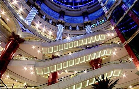 郑州商业空间设计领域常用的商业照明设计方法