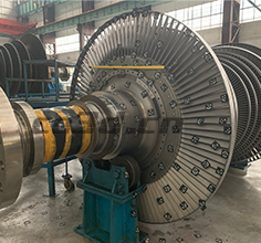 Three-dimensional inspection of steam turbine