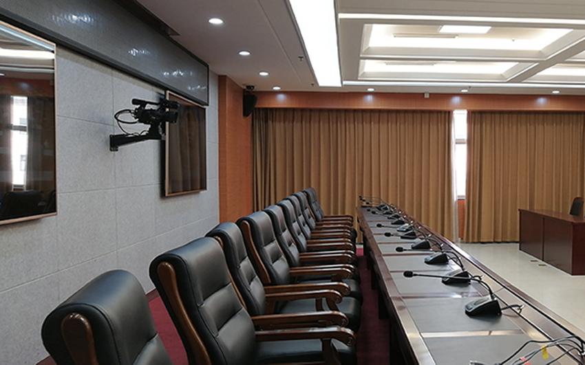 济源市公安局文明教室会议改造