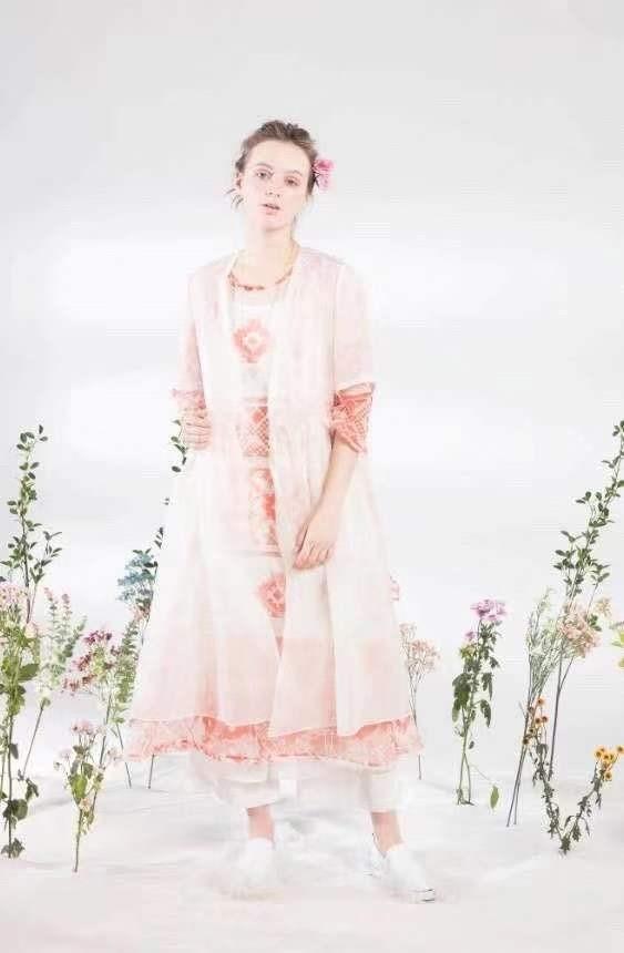 中时海创品牌女装折扣【和言】20春夏装系列品牌上新