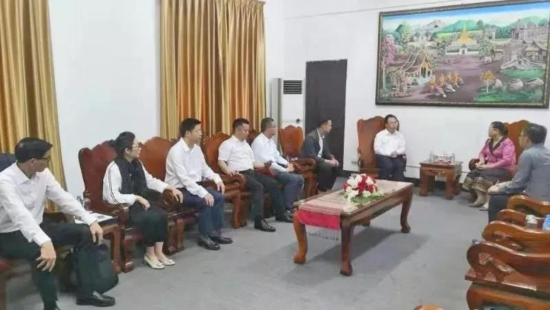 促进会赴泰国、老挝、巴基斯坦开展经贸促进活动