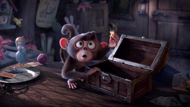 2019奥斯卡入围动画《许愿盒》过度贪婪的结果往往就是翻船!