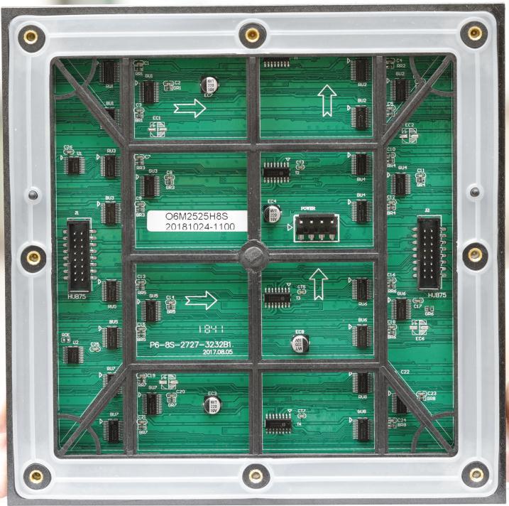 深圳奥马哈光电教您如何分辨LED单元板的好坏?