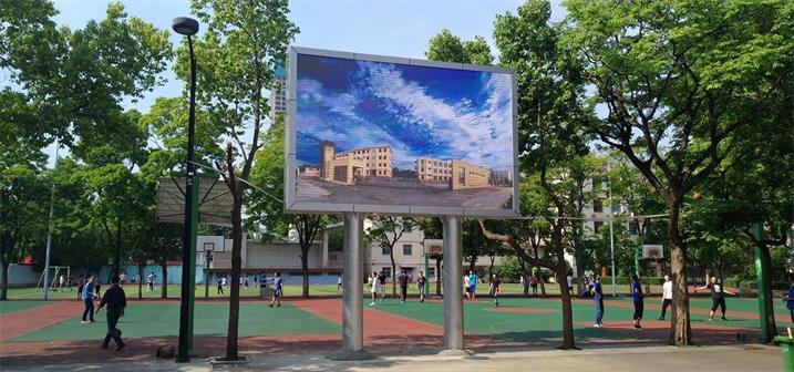普宁市时代中心P6户外全彩屏专用灰度同步卡R512(奥马哈)