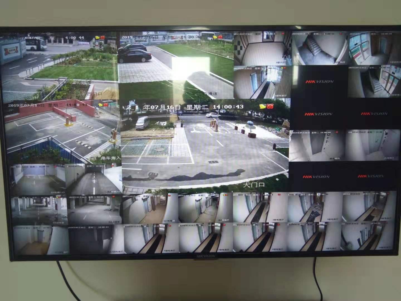 了解安防监控系统