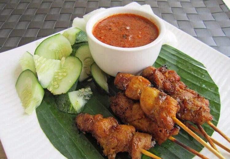 新加坡的美食