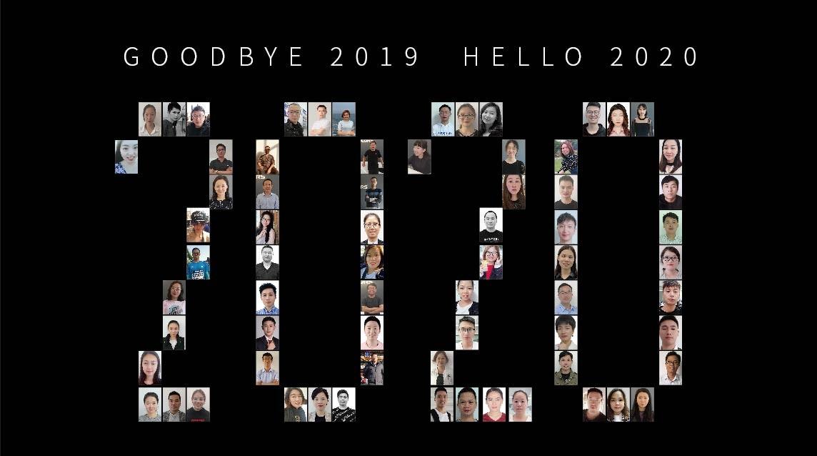 华彩大事件回顾:再见 2019,你好 2020!