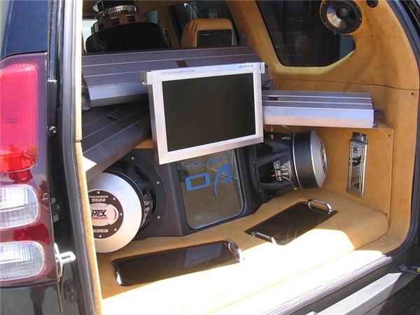 我心狂野丰田SUV『澳洲』