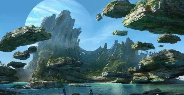 动画制作《阿凡达2》概念图出来了