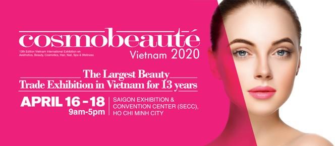 2020年越南国际美容美发及 SPA 展 CosmoBeaute Vietnam (1)(1)