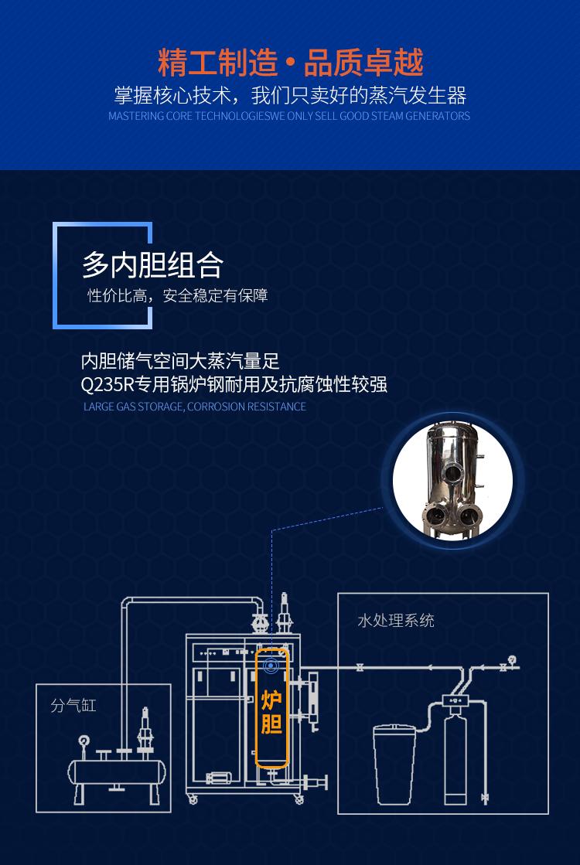 720kw电蒸汽发生器
