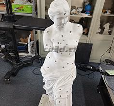 维纳斯雕塑三维扫描