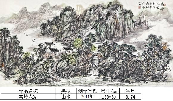 杨霜林41秦岭人家