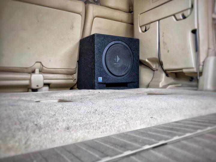 丰田陆地巡洋舰音响改装德国HELIX 感受沁人心脾的Hi-Fi音质