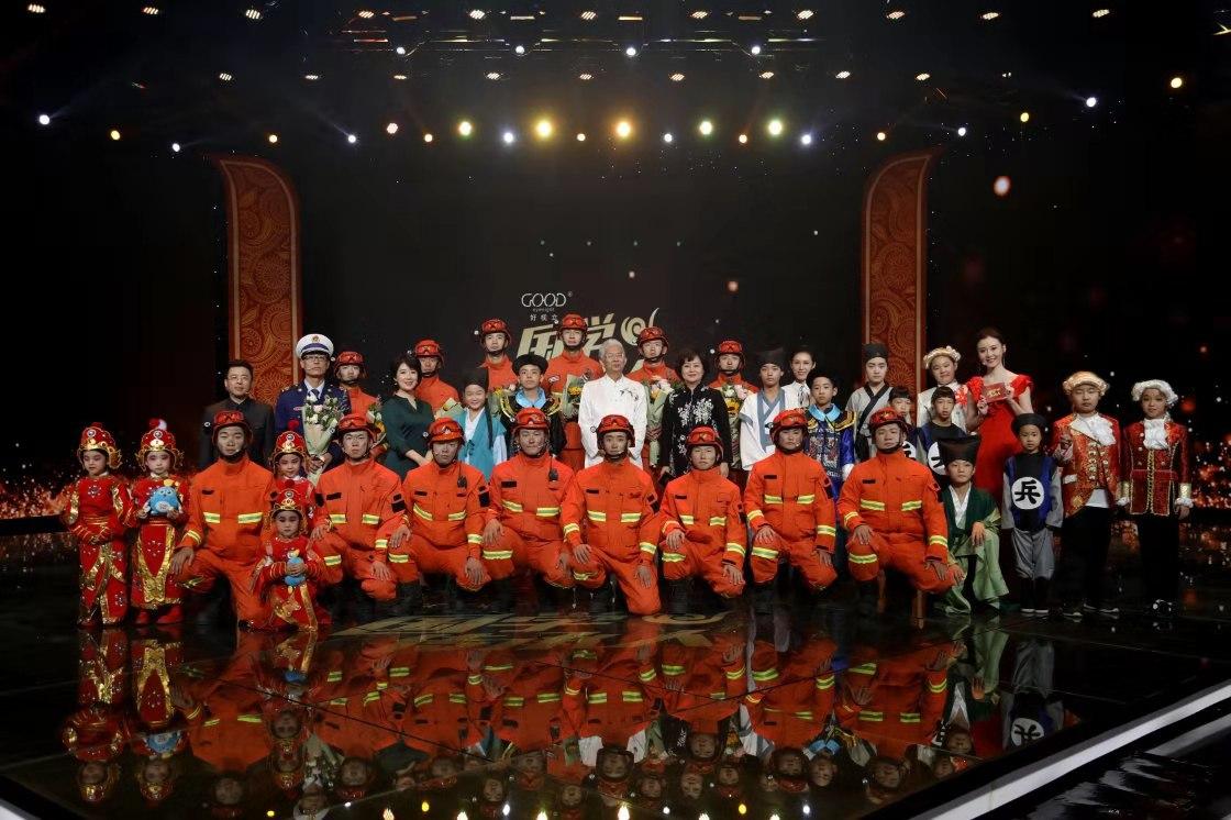 我院表演系同学参与录制《国学传承人》节目