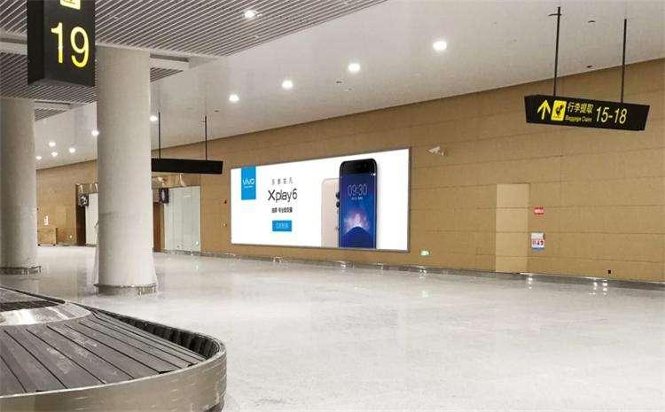 机场媒体案例
