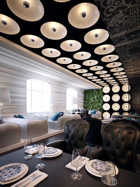 主题餐厅需要强调设计理念