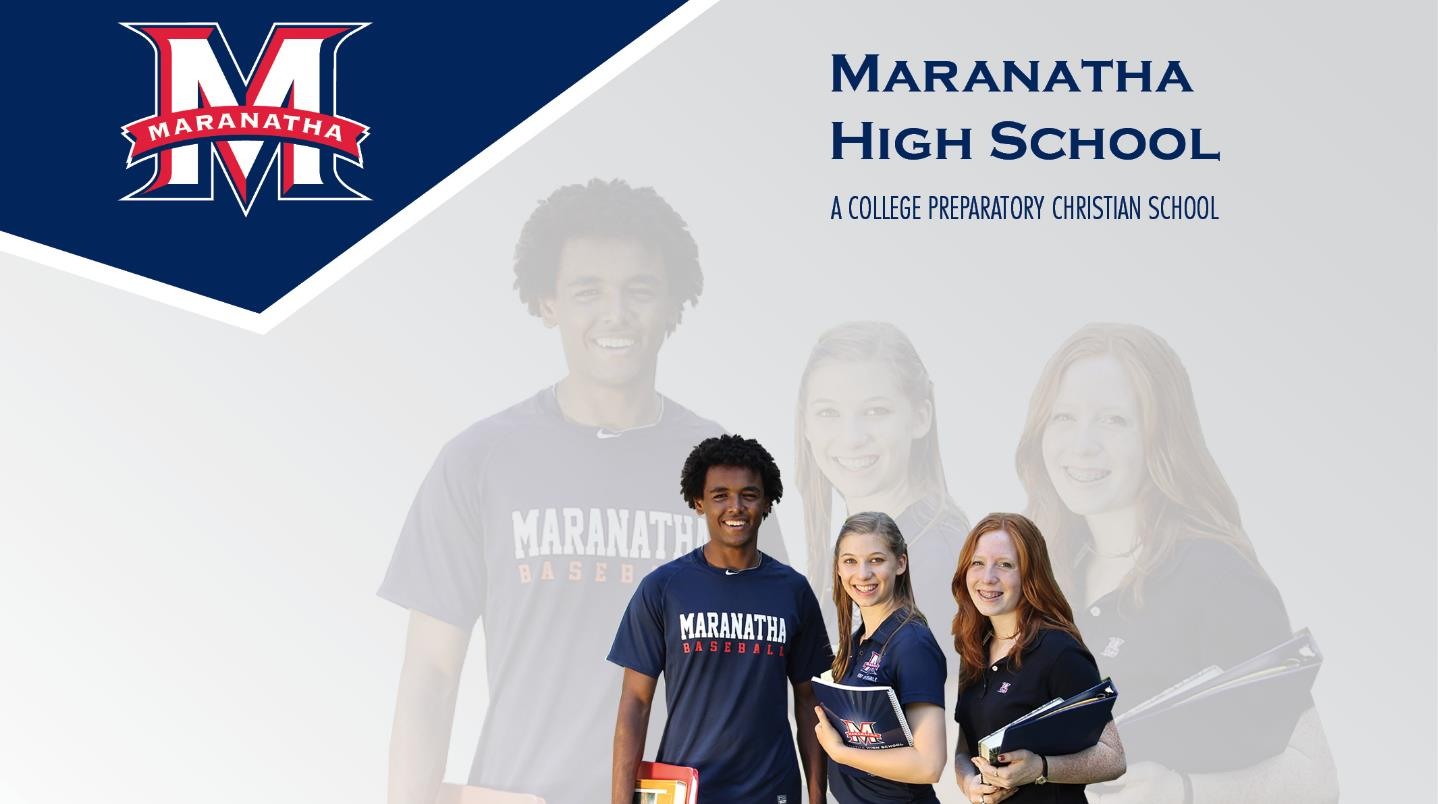 Maranatha High School 马瑞纳瑟高中