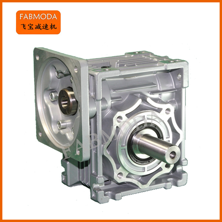供应成都减速机 DMRVE高精密型铝合金蜗轮蜗杆减速机