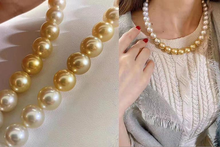 珍珠:不仅是美,更是吉祥美好的化身