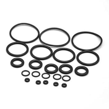 O形圈O形垫圈垫片 耐高温氟胶O型圈 耐高温密封圈可订制