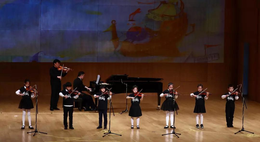 2020新年音乐会回顾丨将音乐化作新年祝福,铺满成长之路