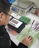 PCB优发国际顶级在线测试-浙江伊控动力系统有限公司