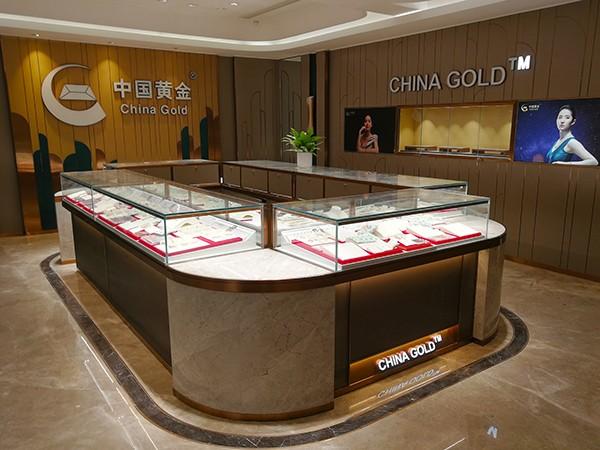 中国黄金成都旗舰店