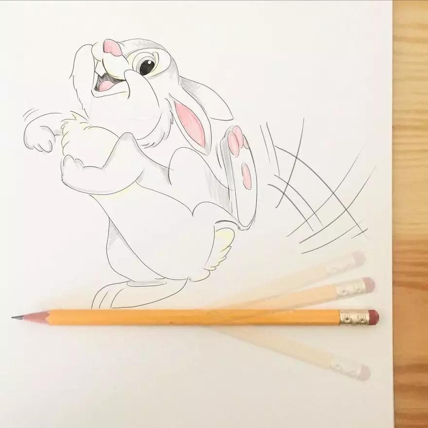 这些脑洞大开的动画作品,这画的也太好了吧!