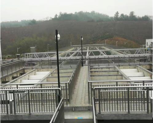 安吉县赋石水厂项目竣工投运