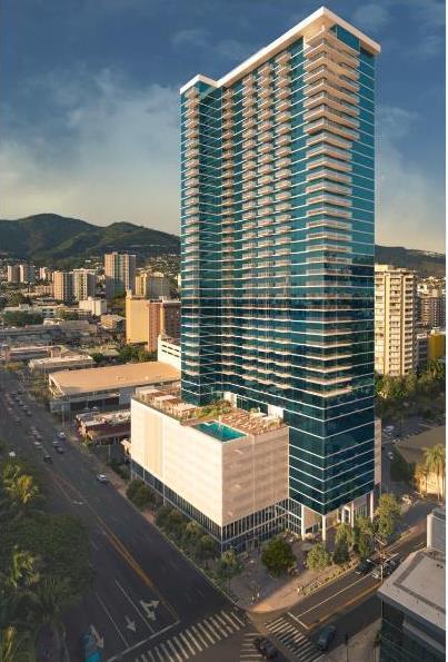 Azure building opens on September 15