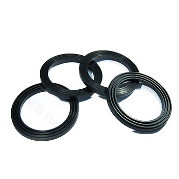 水管杂件 排水接口橡胶垫 排水口密封圈