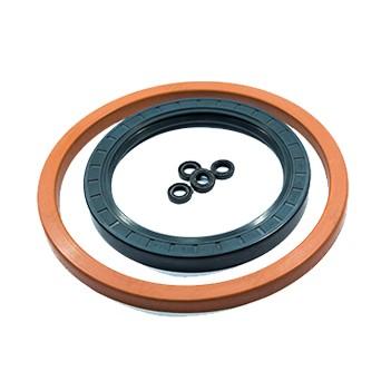 耐腐蚀聚氨酯O型圈氢化丁腈橡胶O型密封圈耐高温氟橡胶O型圈O型片