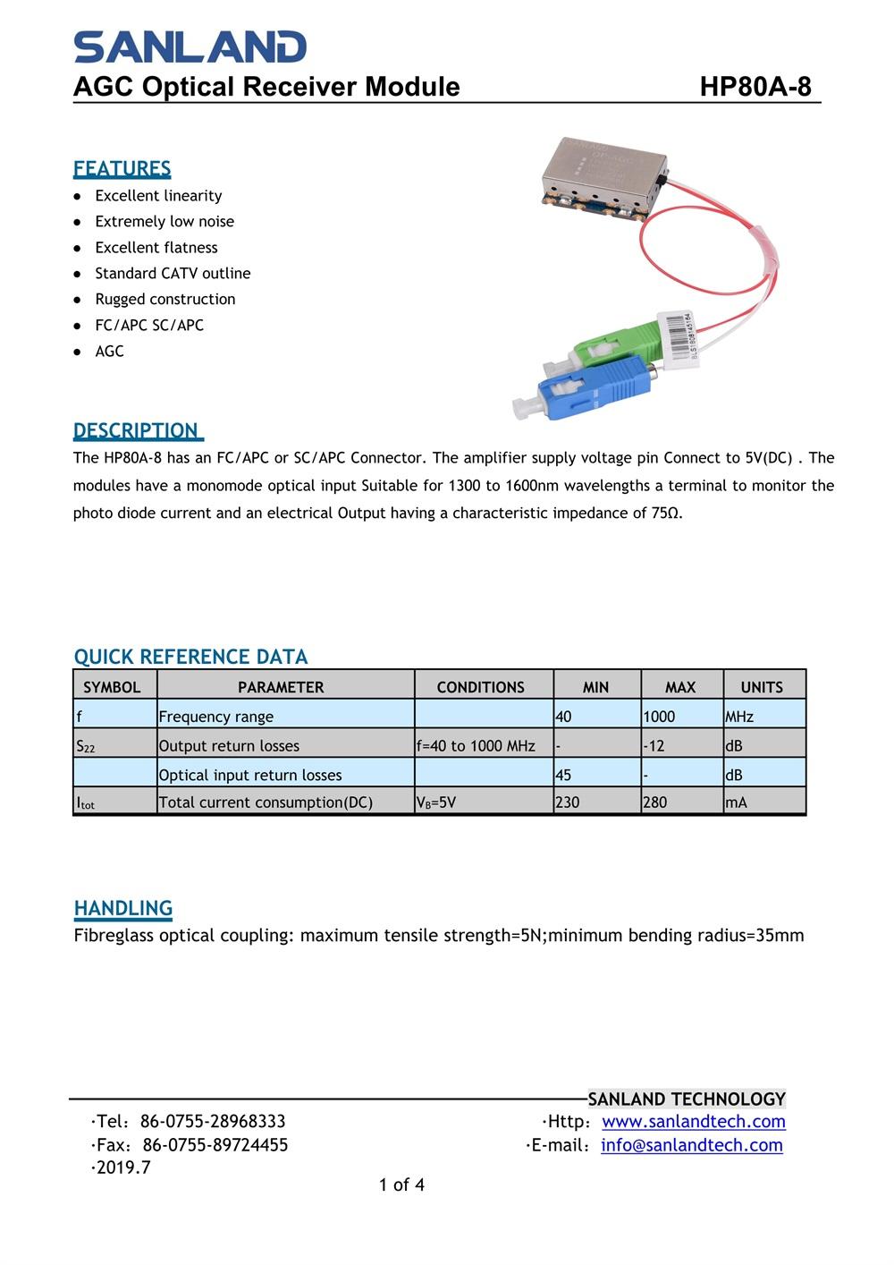 HP80A