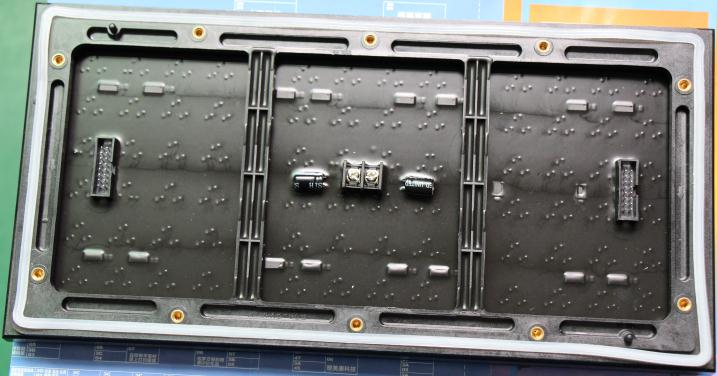 呼和浩特环城高速收费站ETC专用P20户外双色标准箱体(奥马哈)