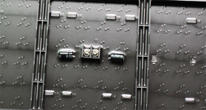沪宁高速上海段收费站ETC专用P20户外双色标准箱体(奥马哈)