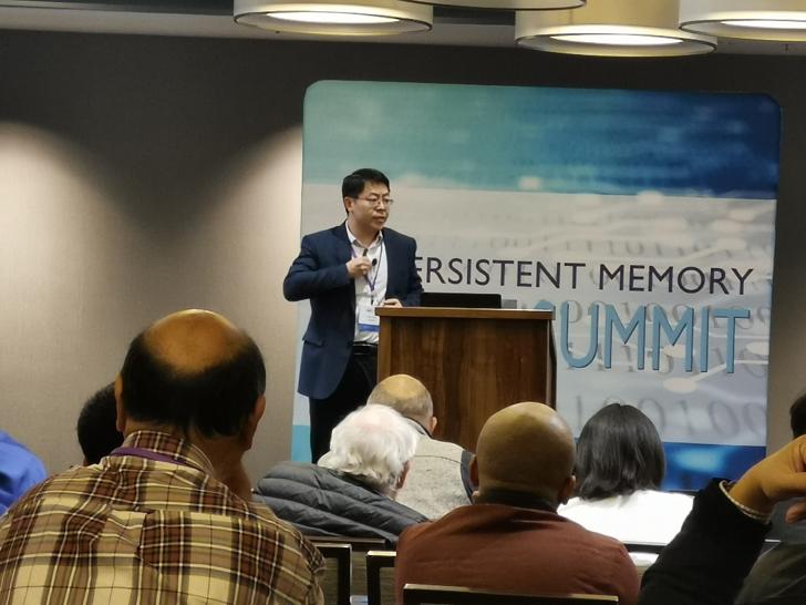 20μs极低延时!DapuStor携Haishen3-XL亮相Persistent Memory Summit 2020