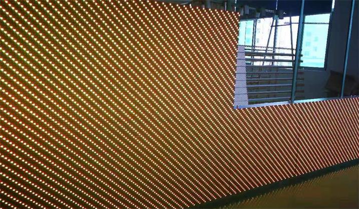 合肥市环城公路LED交通诱屏专用P16户外双色静态标准箱体