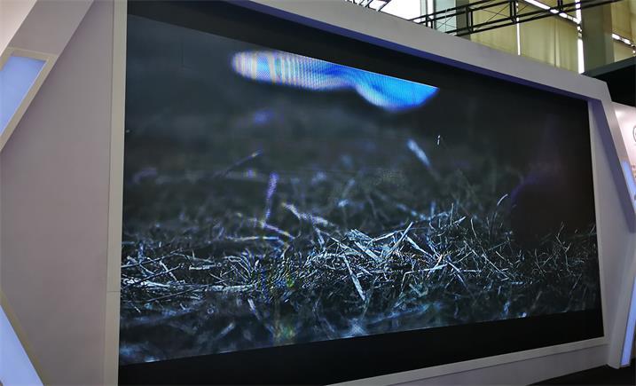 阳江市海陵中学会议室LED高清显示屏专用P1.875租赁箱体(奥马哈)